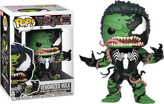 תמונה של VENOM VENOMIZED HULK POP