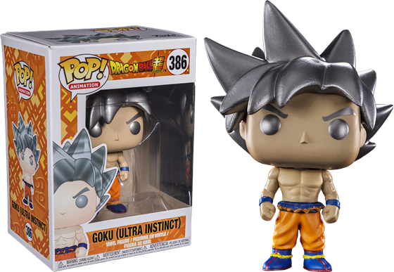 תמונה של דרגון בול - DRAGON BALL SUPER GOKU ULTRA INSTINCT POP