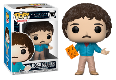 תמונה של FRIENDS 80'S ROSS GELLER POP