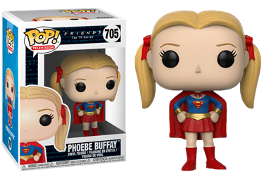 תמונה של FRIENDS PHOEBE BUFFAY AS SUPERGIRL POP