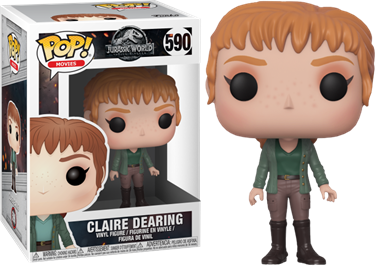 תמונה של JURASSIC WORLD: FALLEN KINGDOM CLAIRE DEARING POP