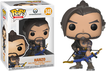 תמונה של OVERWATCH HANZO POP