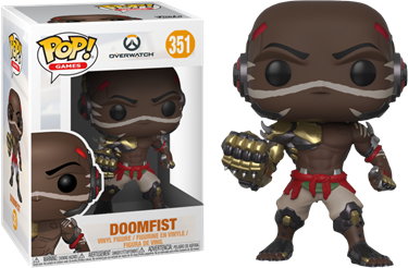 תמונה של OVERWATCH DOOMFIST POP