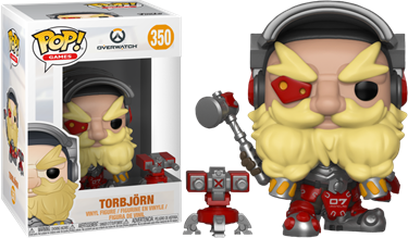 תמונה של OVERWATCH TORBJORN POP
