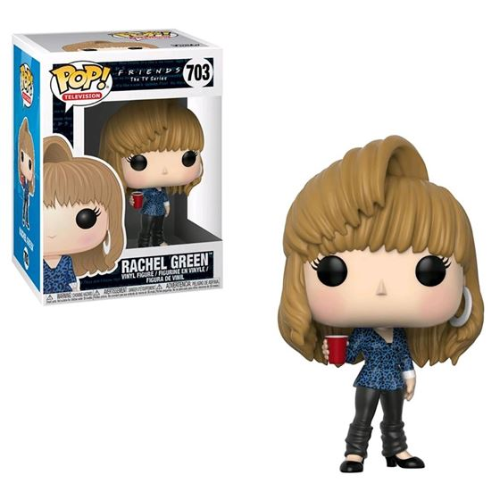 תמונה של FRIENDS 80'S RACHEL GREEN POP