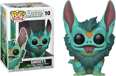 תמונה של FUNKO MONSTERS SMOOTS POP