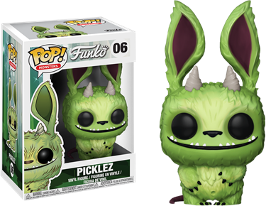 תמונה של FUNKO MONSTERS PICKLEZ POP