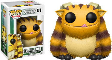 תמונה של FUNKO MONSTERS TUMBLEBEE POP