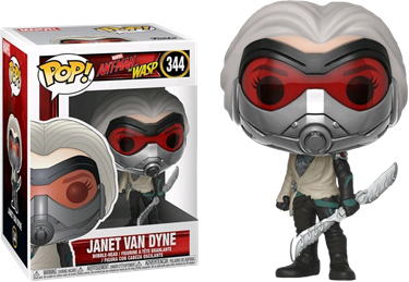 תמונה של ANT MAN AND THE WASP JANET VAN DYNE POP