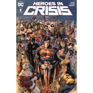 תמונה של HEROES IN CRISIS #1