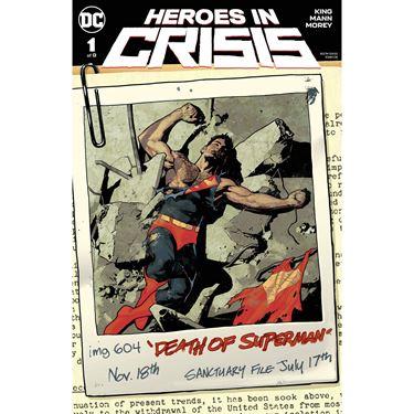 תמונה של HEROES IN CRISIS #1 VARIANT