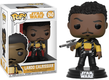 תמונה של STAR WARS: SOLO LANDO CALRISSIAN POP