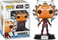 תמונה של STAR WARS CLONE WARS AHSOKA POP