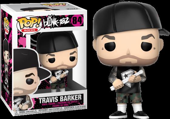 תמונה של BLINK 182 TRAVIS BARKER POP