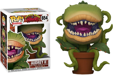 תמונה של LITTLE SHOP OF HORRORS AUDREY II POP