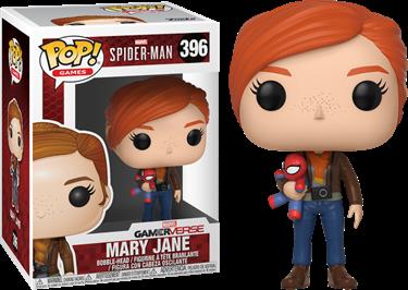 תמונה של MARVEL'S SPIDER-MAN GAMERVERSE MARY JANE POP