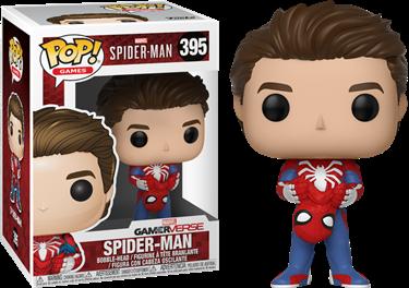 תמונה של MARVEL'S SPIDER-MAN GAMERVERSE SPIDER-MAN UNMASKED POP