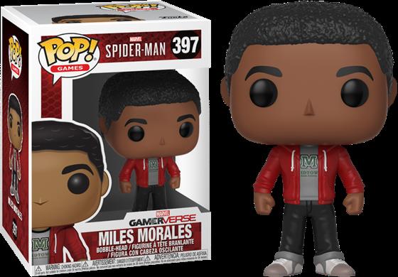 תמונה של MARVEL'S SPIDER-MAN GAMERVERSE MILES MORALES POP