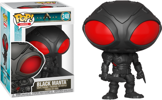 תמונה של AQUAMAN MOVIE BLACK MANTA POP