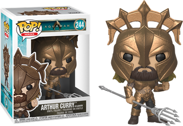 תמונה של AQUAMAN MOVIE ARTHUR CURRY POP