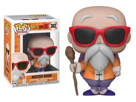 תמונה של DRAGON BALL Z MASTER ROSHI POP