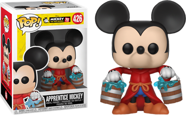 תמונה של DISNEY MICKEY 90TH ANNIVERSARY APPRENTICE MICKEY POP