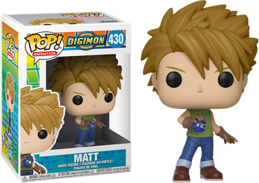 תמונה של DIGIMON MATT POP