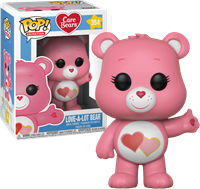 תמונה של CARE BEARS LOVE-A-LOT BEAR POP