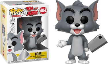 תמונה של TOM AND JERRY TOM POP