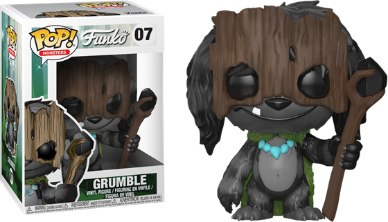תמונה של FUNKO MONSTERS GRUMBLE POP