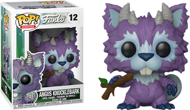 תמונה של FUNKO MONSTERS ANGUS KNUCKLEBARK POP