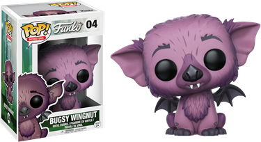 תמונה של FUNKO MONSTERS BUGSY WINGNUT POP