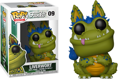 תמונה של FUNKO MONSTERS LIVERWORT POP