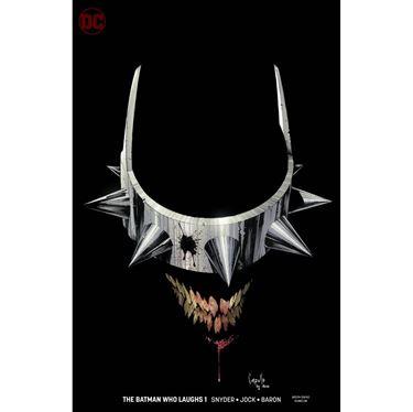 תמונה של BATMAN WHO LAUGHS #1 CAPULLO VARIANT