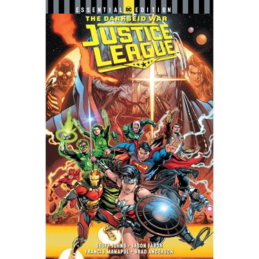 תמונה של JUSTICE LEAGUE THE DARKSEID WAR DC ESSENTIAL TP