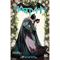 תמונה של BATMAN THE WEDDING TP
