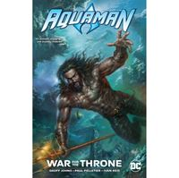 תמונה של AQUAMAN WAR FOR THE THRONE TP