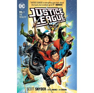 תמונה של JUSTICE LEAGUE VOL 01 THE TOTALITY TP
