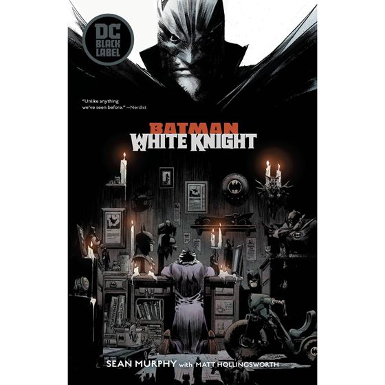 תמונה של BATMAN WHITE KNIGHT TP