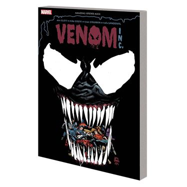 תמונה של AMAZING SPIDER-MAN VENOM INC TP