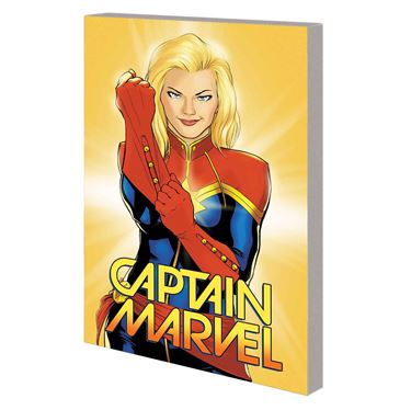תמונה של CAPTAIN MARVEL VOL 01 HIGHER FURTHER FASTER MORE TP