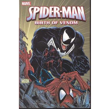 תמונה של SPIDER-MAN BIRTH OF VENOM TP