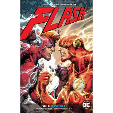 תמונה של FLASH VOL 08 FLASH WAR TP