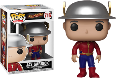 תמונה של פלאש - THE FLASH JAY GARRICK POP