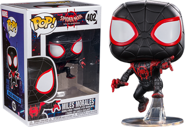תמונה של ספיידרמן: ממד העכביש - SPIDER-MAN INTO THE SPIDER-VERSE MILES MORALES POP