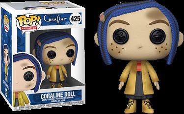 תמונה של קורליין - CORALINE CORALINE DOLL POP