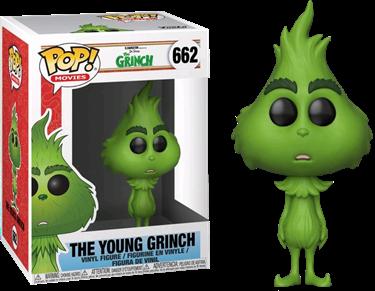 תמונה של הגרינץ' - THE GRINCH YOUNG GRINCH POP