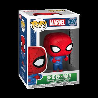 תמונה של ספיידרמן - SPIDER-MAN HOLIDAY POP