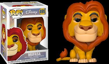 תמונה של מלך האריות - LION KING MUFASA POP