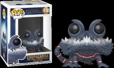 תמונה של חיות הפלא - FANTASTIC BEASTS 2 CHUPACABRA POP